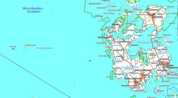 Norrskär_kartta